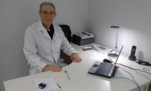Dr. Dexheimer é médico do trabalho e atende a categoria desde 2003