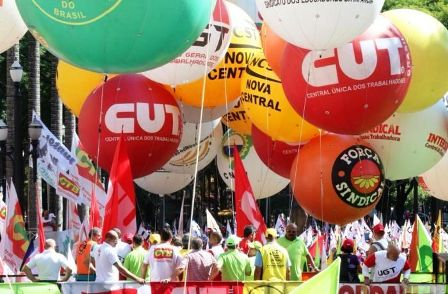 Na jornada de luta, centrais vão esclarecer a população sobre os malefícios do Programa Verde e Amarelo do governo Bolsonaro